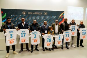 Lancement label OM Africa